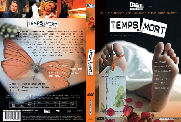 mygale films temps mort dvd